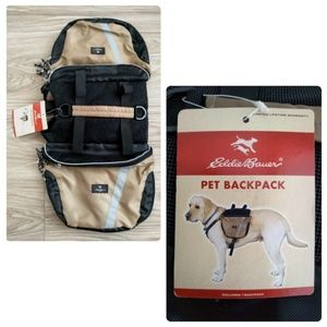 Eddie Bauer Pet Backpack - New with Tag
